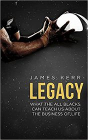 Legacy by James Kerr - Book Cover