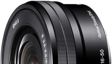 Sony 16-50 Lens