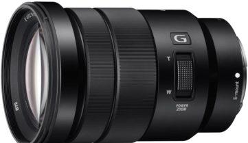 Sony 18-135 Lens