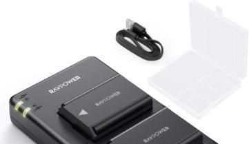 Extra Sony Batteries